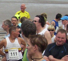 Morcambe 10K - 12th June 2011