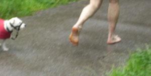 barefoot running for beginners