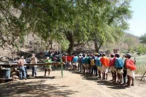 Tarahumara Camp in Urique - by eliduke (Flickr)